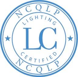 Lighting certified